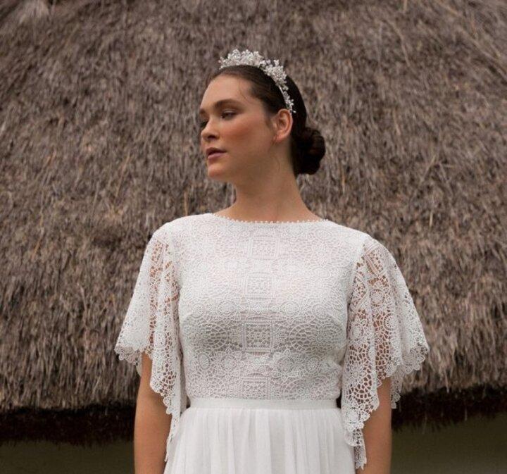 تسريحات شعر من أسبوع الموضة العرائسي في نيويورك