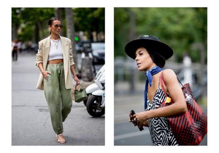 صيحات موضة الشارع تصل إلى شوارع باريس، تعرفي عليها