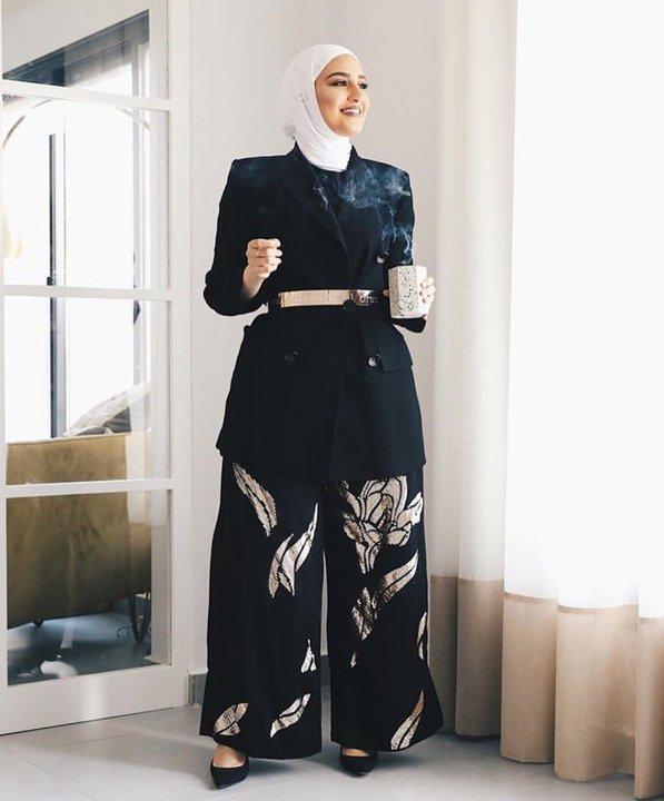 من إنستقرام ملابس محجبات لصيف 2019