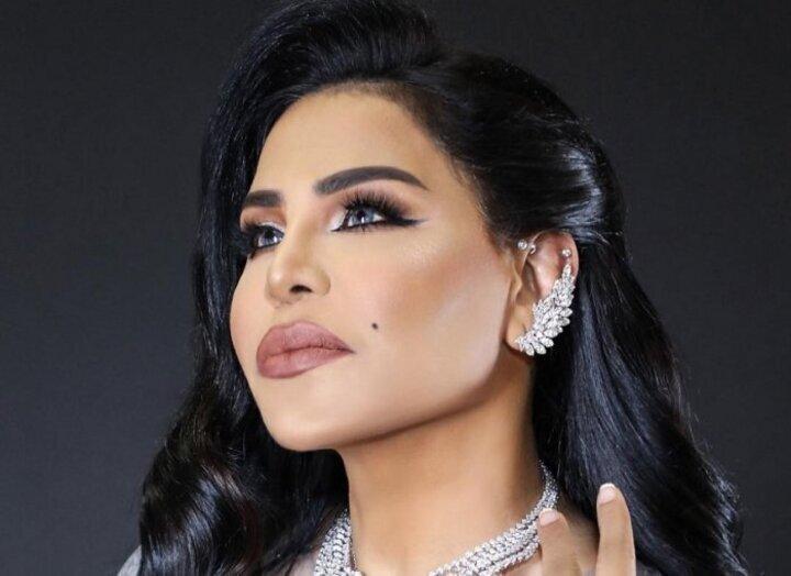 طريقة عمل مكياج خليجي بأسلوب احلام في اليوم الوطني الاماراتي 2019