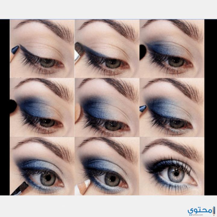 c5c8dc8e301f4 ماكياج العيون الخليجية الواسعة 2019