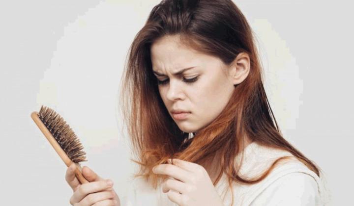 وصفة لعلاج تساقط الشعر