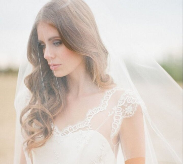 خلطات للعناية بشعر العروس التالف قبل الزفاف