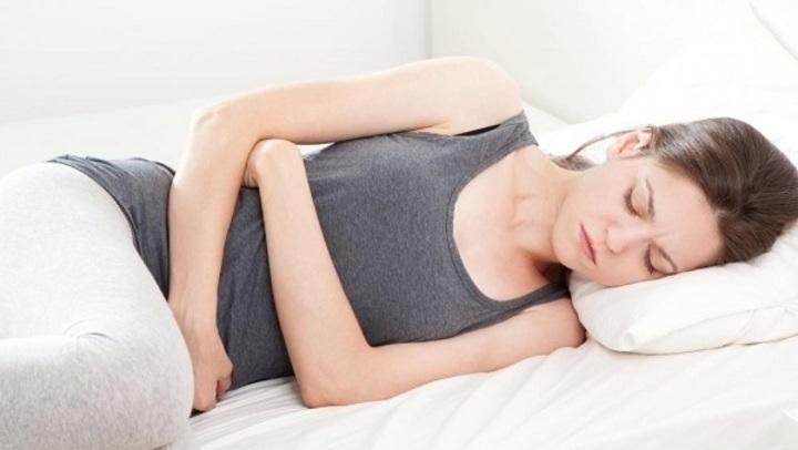 برد الدورة الشهرية وعلاجه