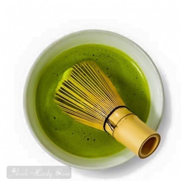 اعتني ببشرتك مع ماسك الشاي الأخضر .. يمكن تحضيره في دقائق