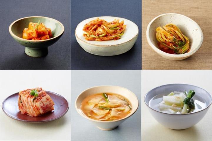 أفضل الأكلات الكورية