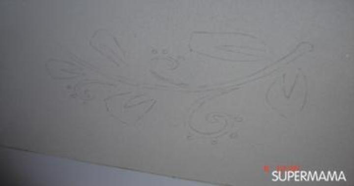 مشغولات يدوية: موتيفات ملونة لحائط المنزل