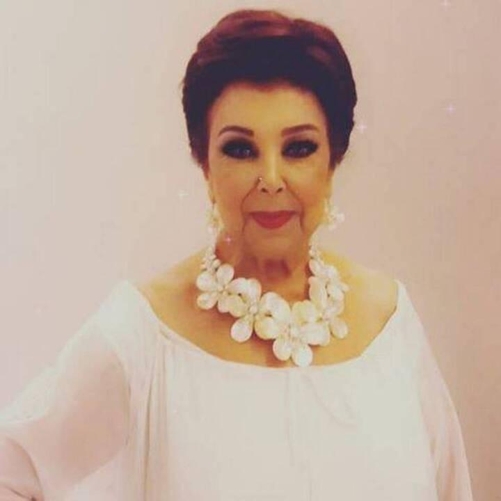 بالفيديو - رجاء الجداوي تبدو أصغر من سنها الحقيقي.. وهكذا تصرف فاندام معها