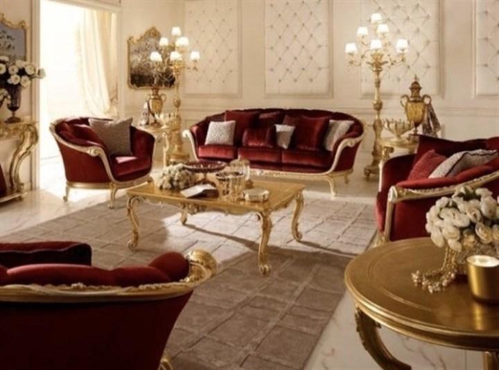 بالصور... ديكورات ذهبية ملكية تعزّز فخامة منزلك!