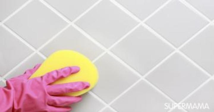 11 طريقة لتنظيف السيراميك الخشن والمحفور