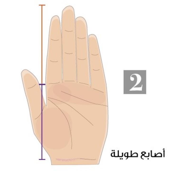 اختبار شخصية: هل أنت حذرة أم مستهترة؟ هذا ما يكشفه عنك طول اصابعك!