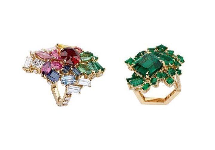 فيكتوار دو كاستيلان تذهلنا مجدداً مع مجموعة المجوهرات الراقية الجديدة