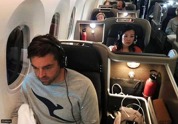 صور.. أطول رحلة طيران بدون توقف: من لندن إلى سيدني في 19 ساعة