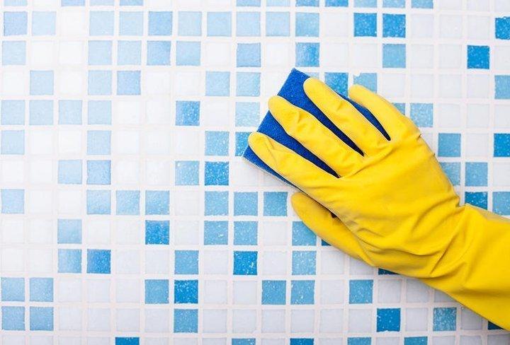 طرق تنظيف السيراميك المطفى