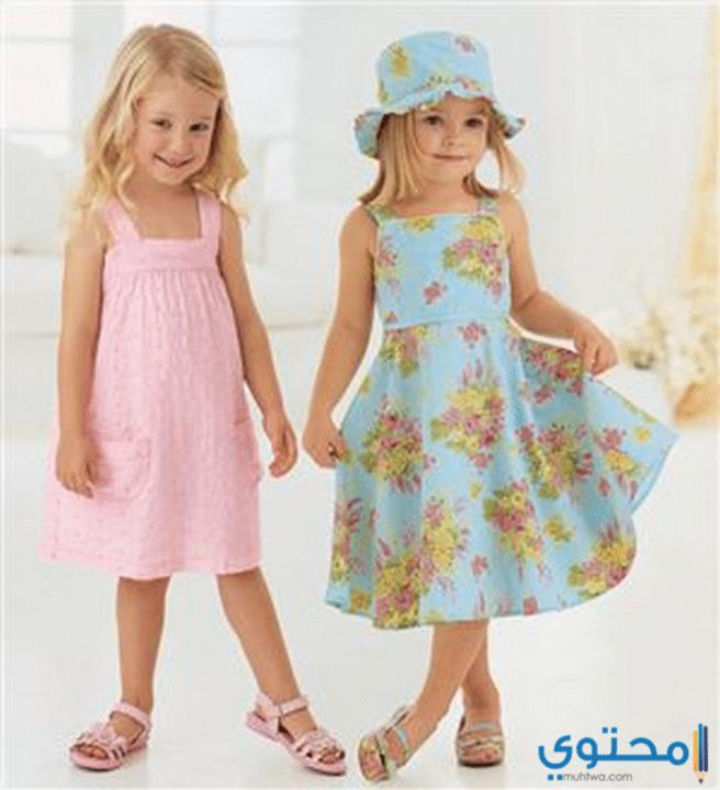 cc52573fb0438 ملابس بنات صيف 2019 جديدة