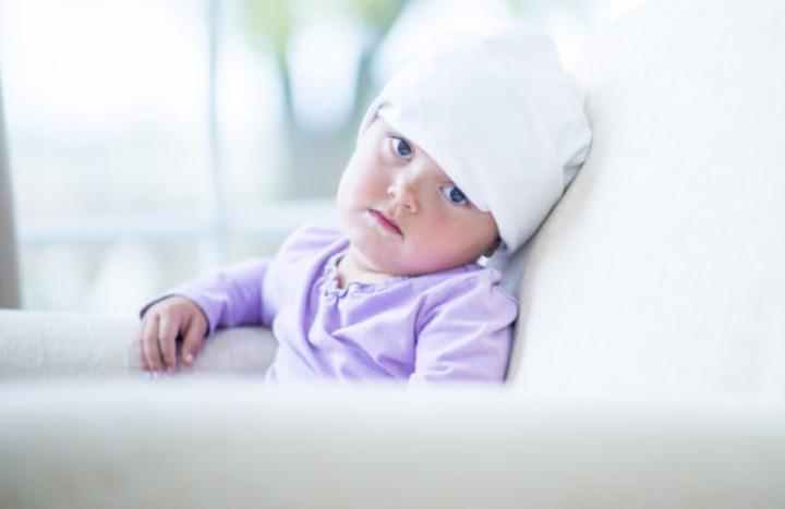 توعية لليوم العالمي لسرطان الأطفال