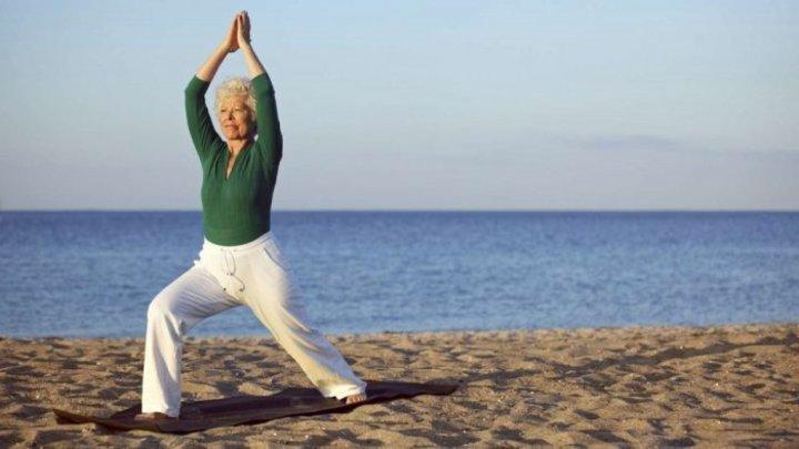 تمرينات طبية لمرضى الشيخوخة