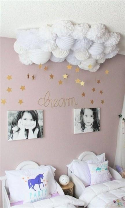 ديكورات يونيكورن... الأجمل لغرف نوم الفتيات!