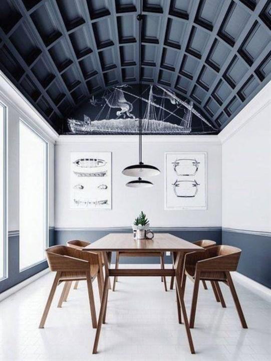 بالصور... ديكورات أسقف بسيطة تلائم ذوقك