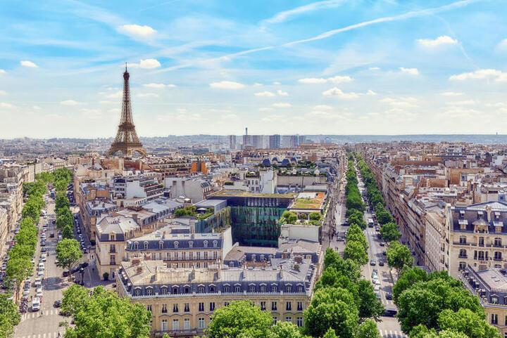 أفضل الأماكن السياحية في باريس
