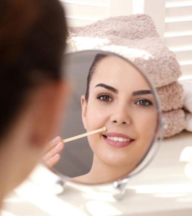 طرق طبيعية لتشقير شعر الوجه