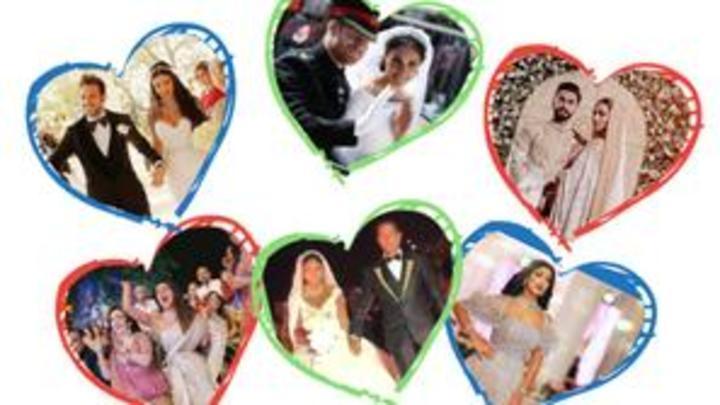 شاهدوا زوجان يسجلان أغلى عقد زواج في تاريخ العراق.. المهر لا يُصدق