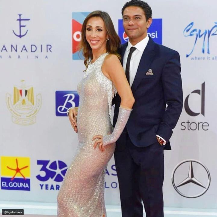 صور أوسم المشاهير العرب وزوجات عادية الجمال رقم 15 صدمت الجميع بمظهرها