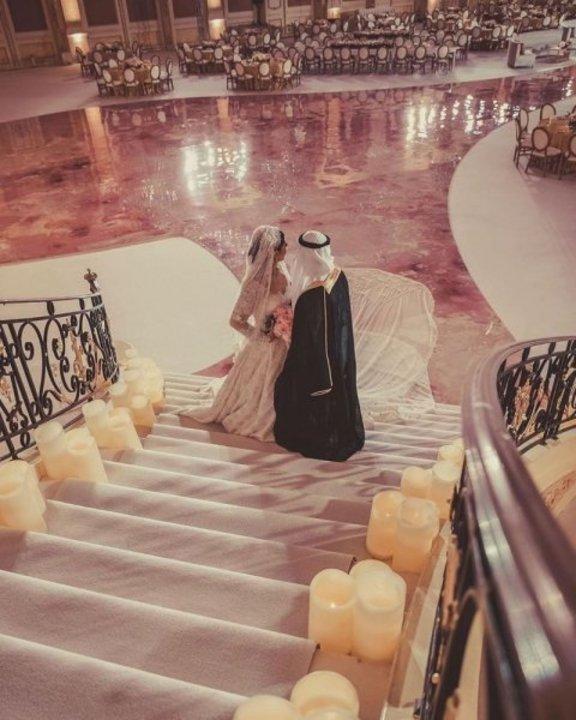 ثيمات زفاف 2019 من انستقرام
