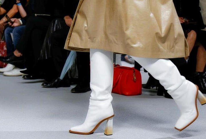 أجمل موديلات أحذية نسائية لموسم ربيع وصيف 2020