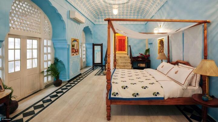 صور: النوم في هذه الغرفة مقابل 1000 دولار في الليلة الواحدة: فما سرها؟