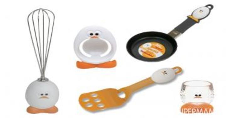 ١٠ كماليات وأدوات مرحة للمطبخ