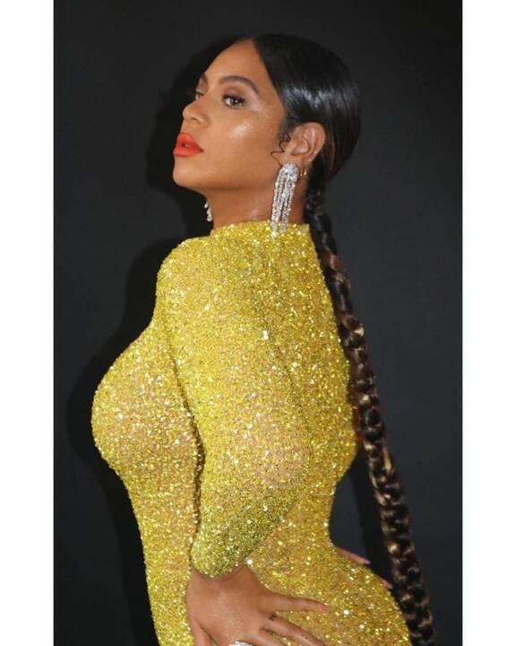 بيونسيه بفستان لمصمّم عربي... من هو؟