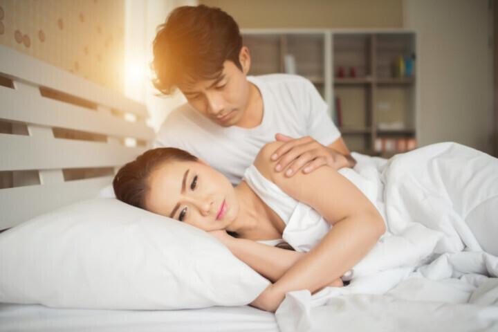 العلاقة الحميمية أثناء الدورة الشهرية هل حقاً مضرة ؟