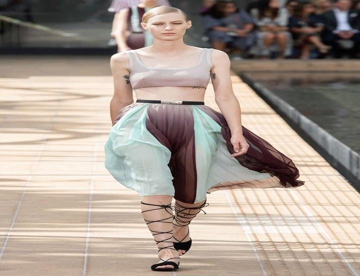 مجموعة لونشان لربيع ٢٠٢٠ من أسبوع الموضة في نيويورك