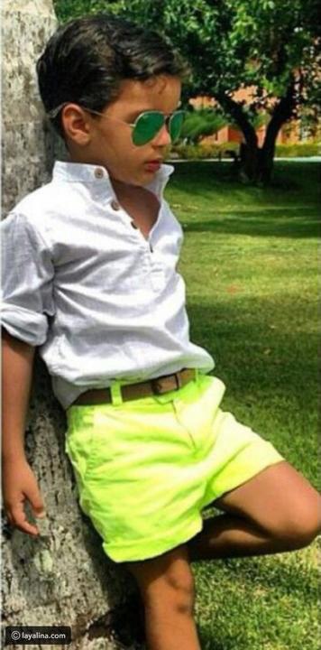 اليك  فكرة لملابس أطفال راقية ورائعة