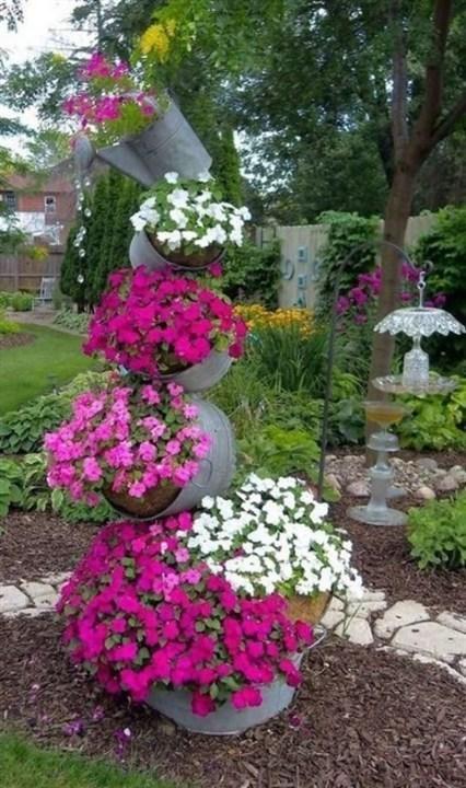 أحلى الأفكار لحديقة منعشة وملونة هذا الصيف!