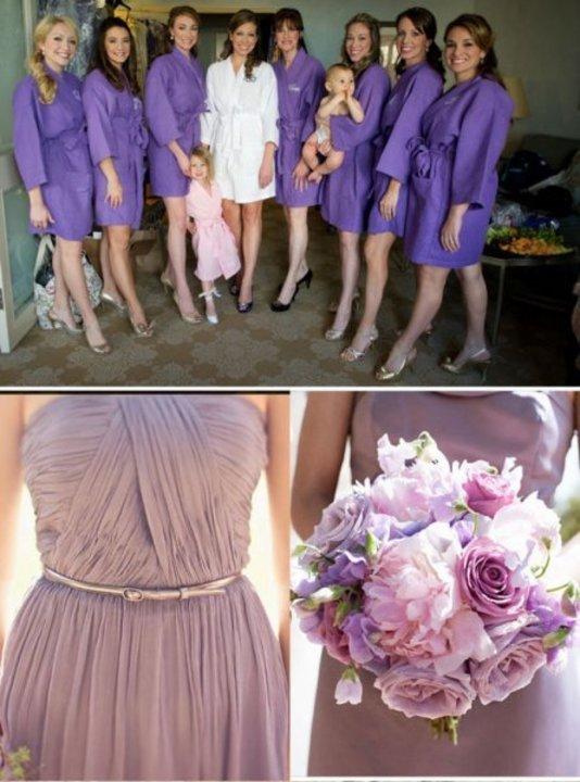 ألوان ثيمات زفاف حسب شخصية العروس