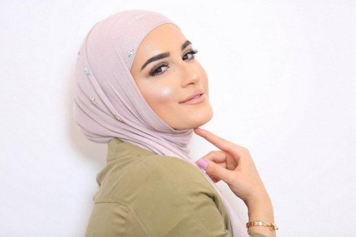 طريقة وضع مكياج ناعم للمحجبات في عيد الاضحى 2019