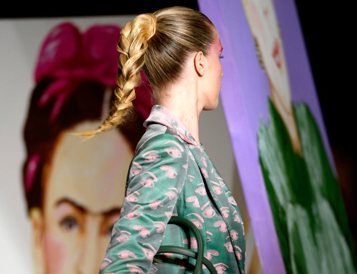 أفكار لتسريحات الشعر العصريّة من أسبوع الموضة في نيويورك ربيع 2020