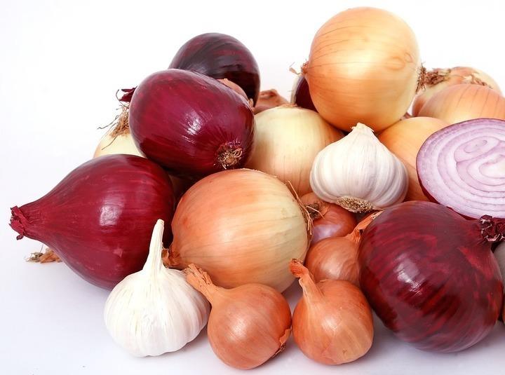 طريقة عمل الثوم والبصل البودرة وفوائد كلاهما