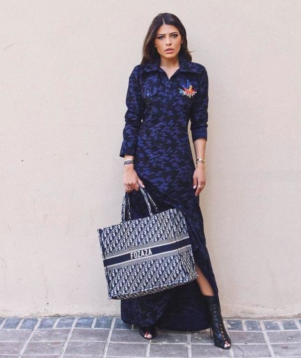 أزياء العنود بدر في رمضان تلهمكِ أناقة عصرية