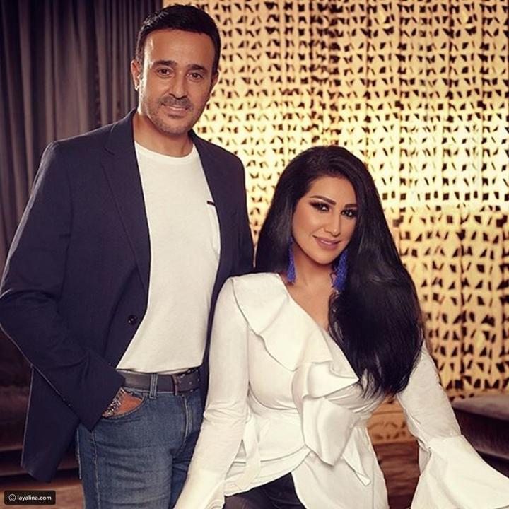 صور صادمة زوجات النجوم العرب قبل وبعد الشهرة..هكذا كانت زوجة باسل خياط