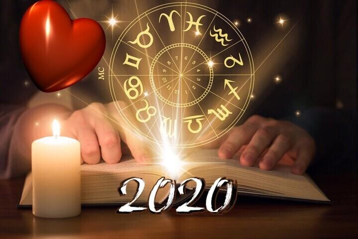 الأبراج الأكثر حظًا في الحب للعام 2020