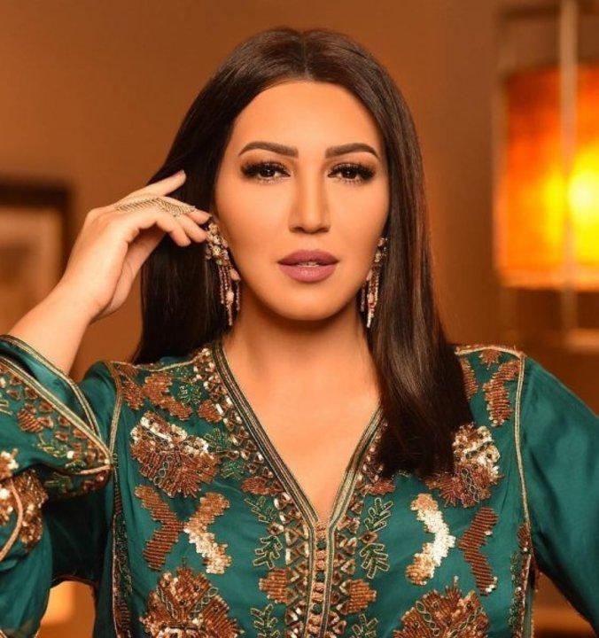 تسريحات شعر تناسب القفطان المغربي لإطلالات رمضان
