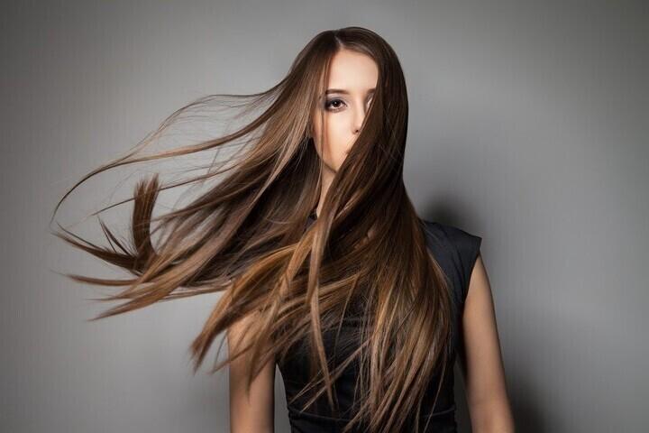 تكثيف الشعر الخفيف بخلطات الجرجير