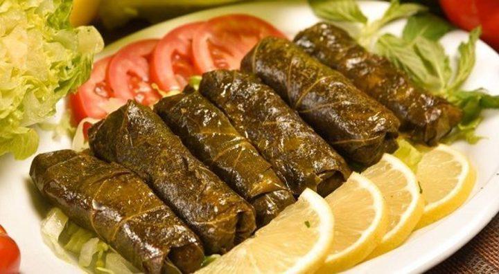 طريقة ورق العنب الشامي