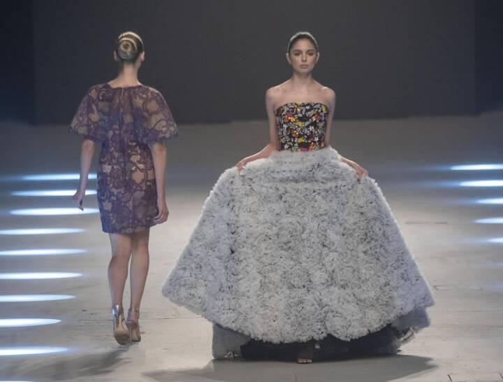 إنطلاق فعاليات أسبوع الموضة في بيروت (صور وفيديو)