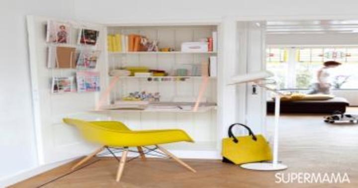 بالصور.. كيف تستغلين مساحات غرف النوم الصغيرة؟