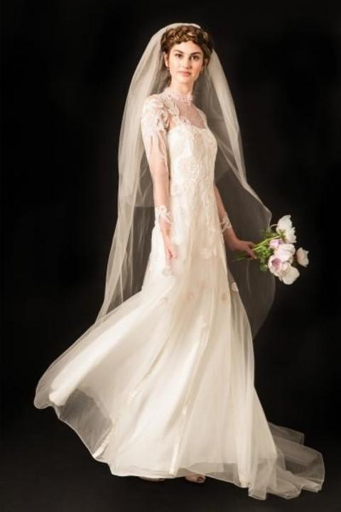 فساتين زفاف للمحجبات 2020