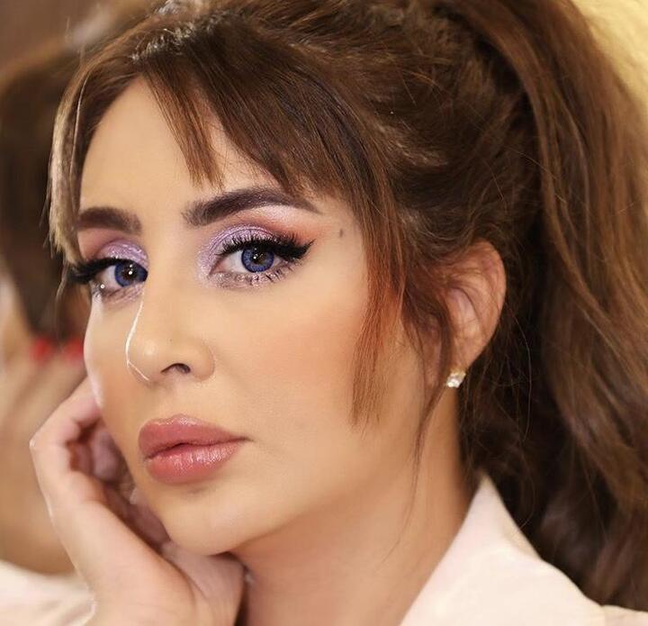 تسريحات غرة للعروس الخليجية